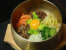 韓国風海鮮チーズリゾット